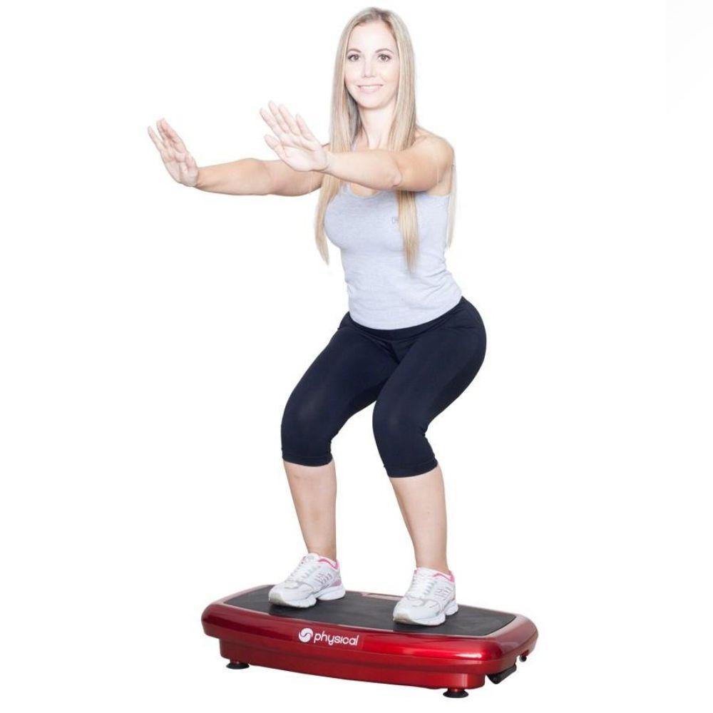 Plataforma Vibratória Body Simmer Physical