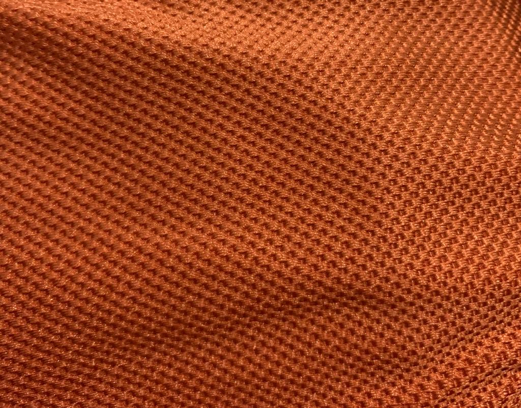 Maiô Um ombro só laranja (ferrugem)