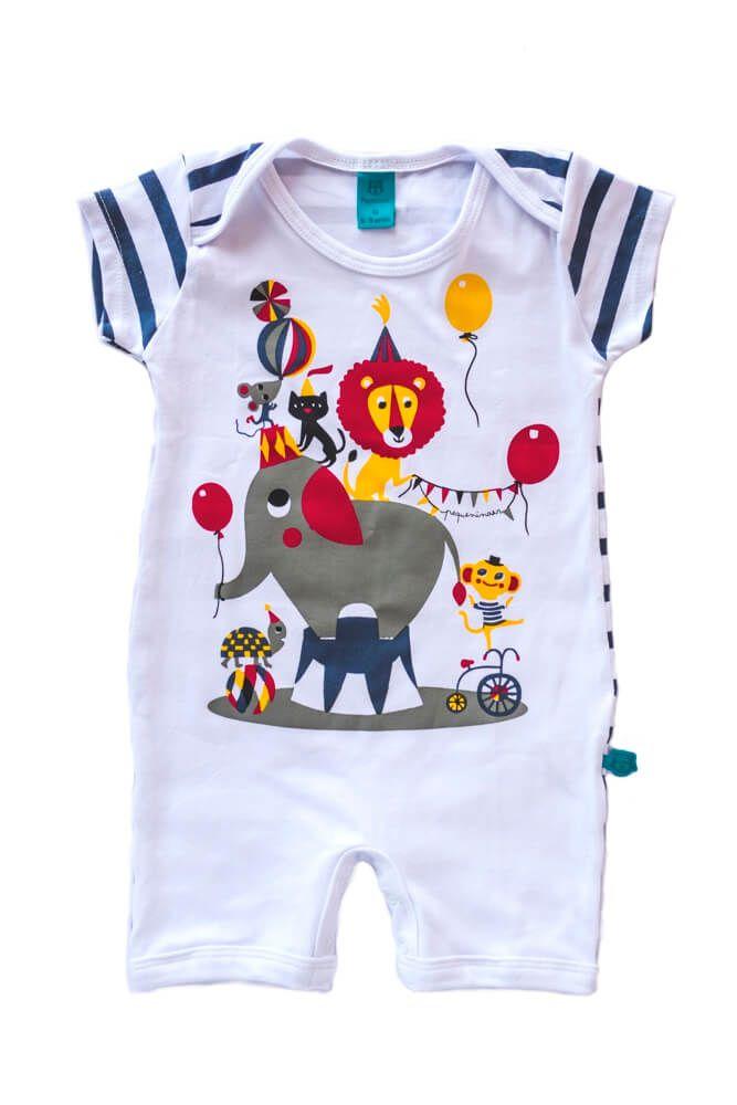 Macaquinho bebê festa no circo