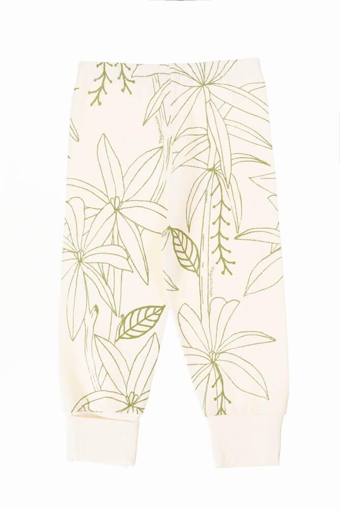 pijama bebê menino calça e body manga longa Animais na selva