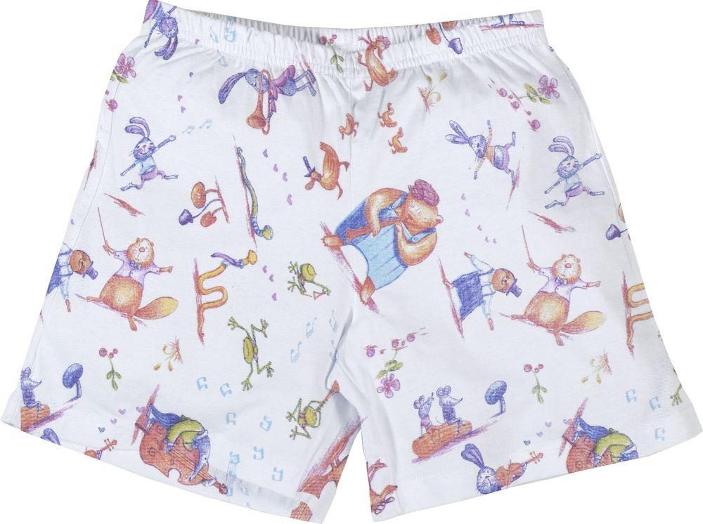Pijama menina manga curta fanfarra