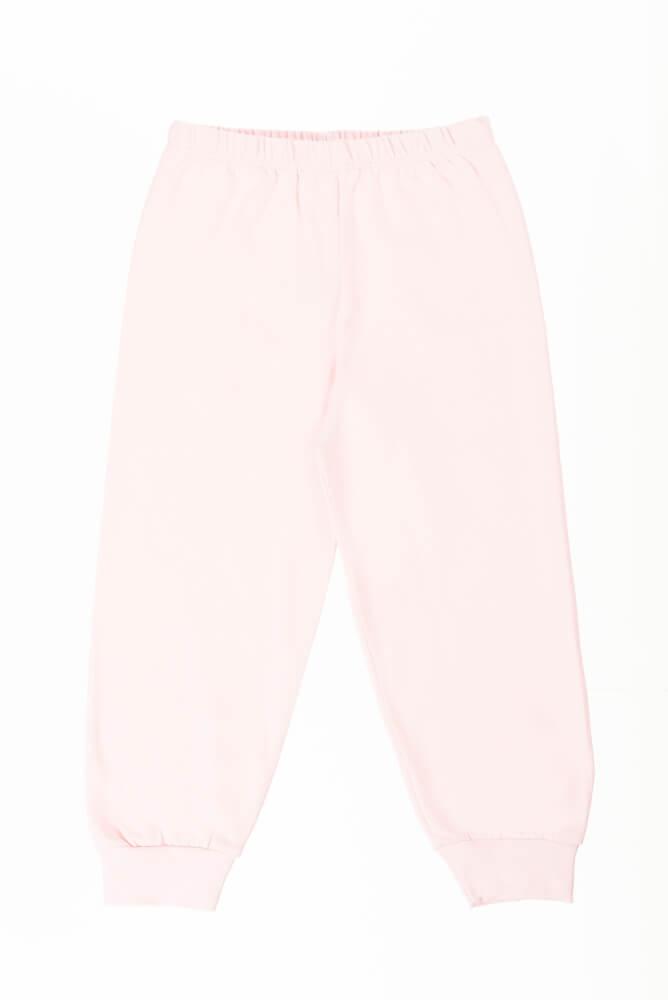 pijama primeiros passos menina calça e blusa manga longa Amigos na floresta