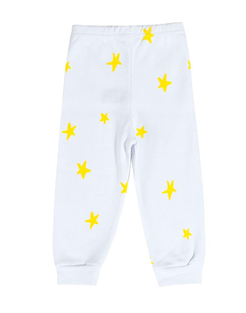 Pijama primeiros passos menino robô espacial