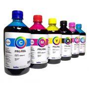 1 Unidade 500ml de Tinta Corante Epson Inktec Para todos os Modelos com Ecotanque