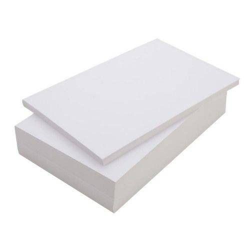 Papel Sublimatico Matte Alta Resolução A4 108 Branco Resinad