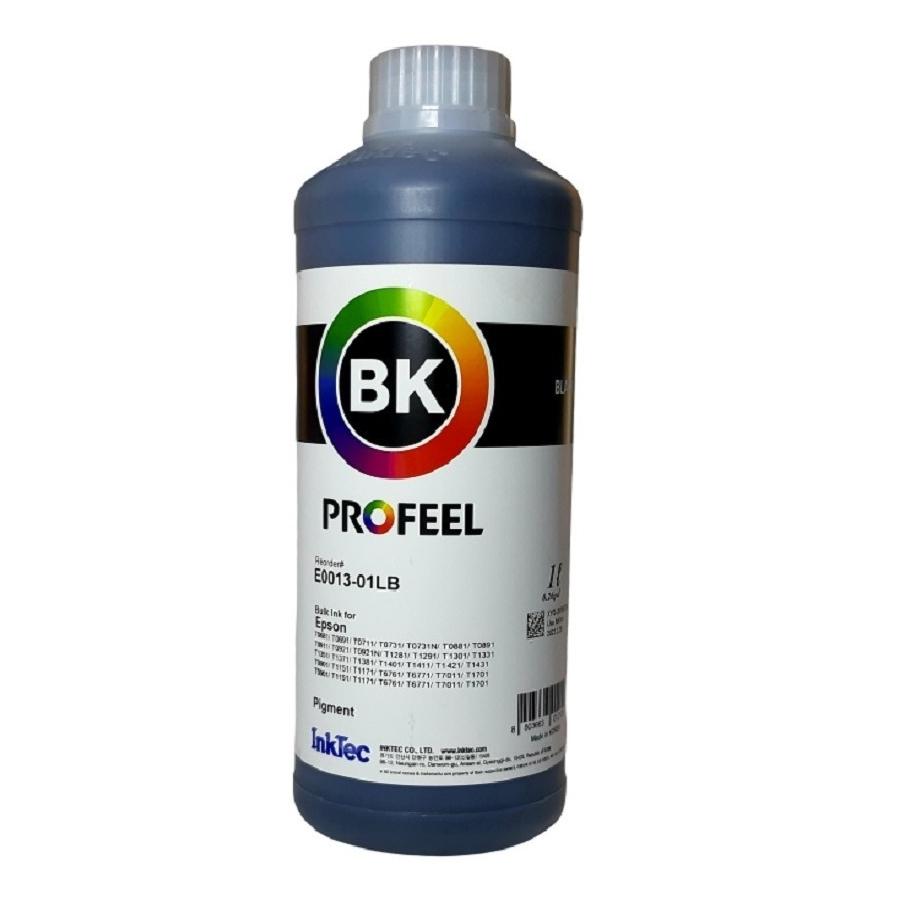 1 Litro Tinta Black Pigmentada Inktec Para Epson M205 M105 E0013
