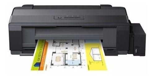 Impressora Epson A3 L1300 Com 5 Frascos De 100ml Sublimatica