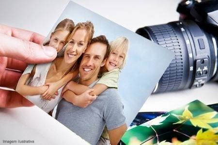 Papel Fotográfico A4 Glossy 230g 500 Folhas - Brilhante