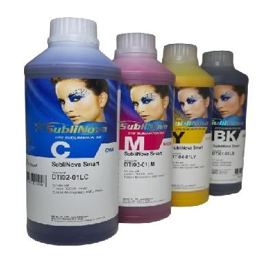 4 Litros De Tinta Sublimatica Para Epson Inktec Profeel Dti L120 L365 L375 L380 L395 L396 L3150 L3160 L4150 L4160