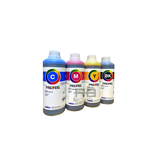 Tinta Epson Inktec Profeel L120 L365 L375 L380 L395 L396 L3150 L4150 L4160 L1300 - E0017 - 4 Litros