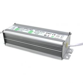 Transformador Eletrônico Point 60W Ip67 12v 110-240v 50-60hz