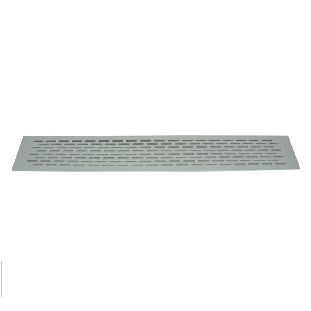 Grade de Ventilação POINT Alumínio 70mm X 480mm
