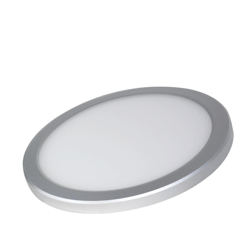 Luminária de Sobrepor Point 10W Cromo Fosco