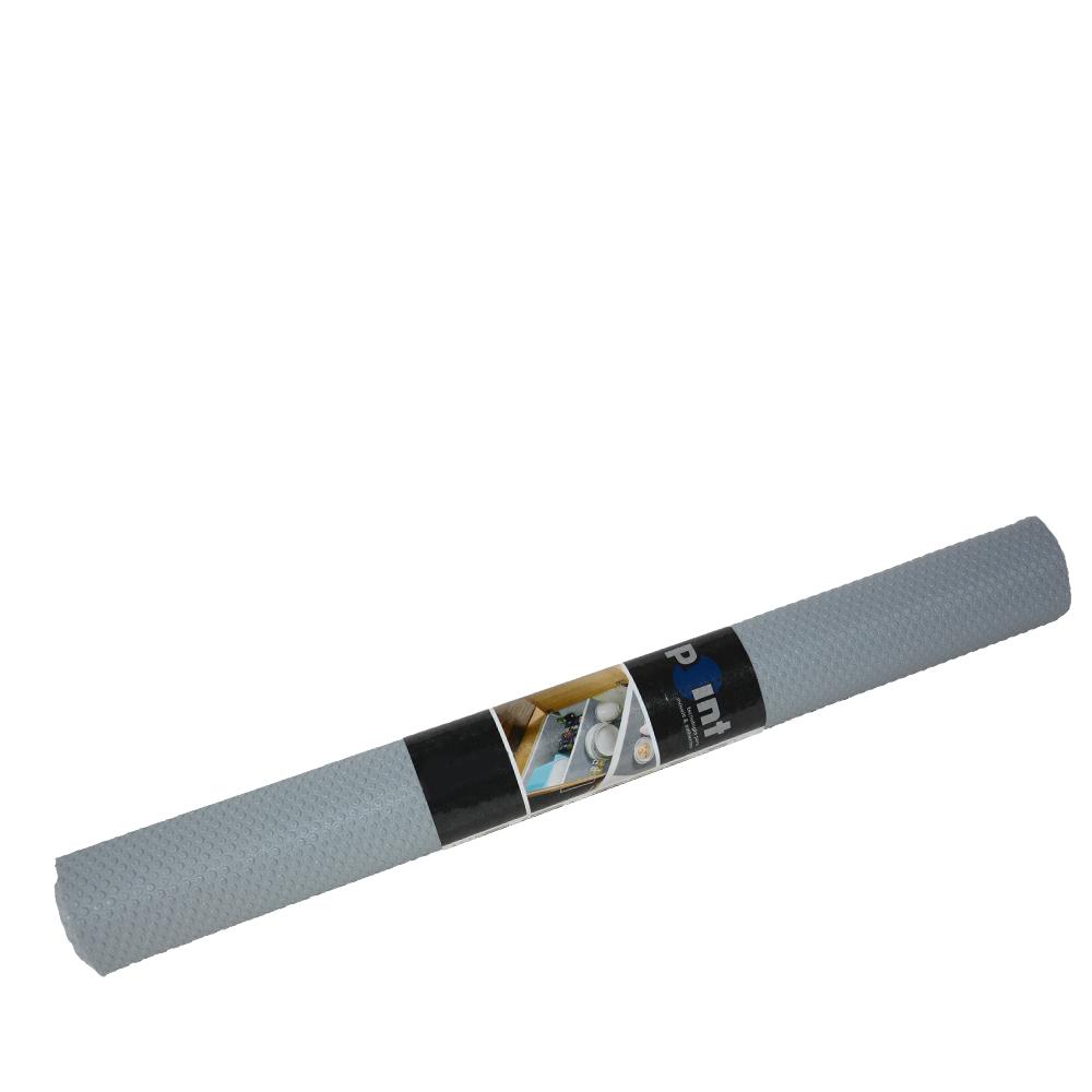 """Manta Antiderrapante Point """"Pontilhada"""" para Gavetas e Armários 2m x 480mm"""