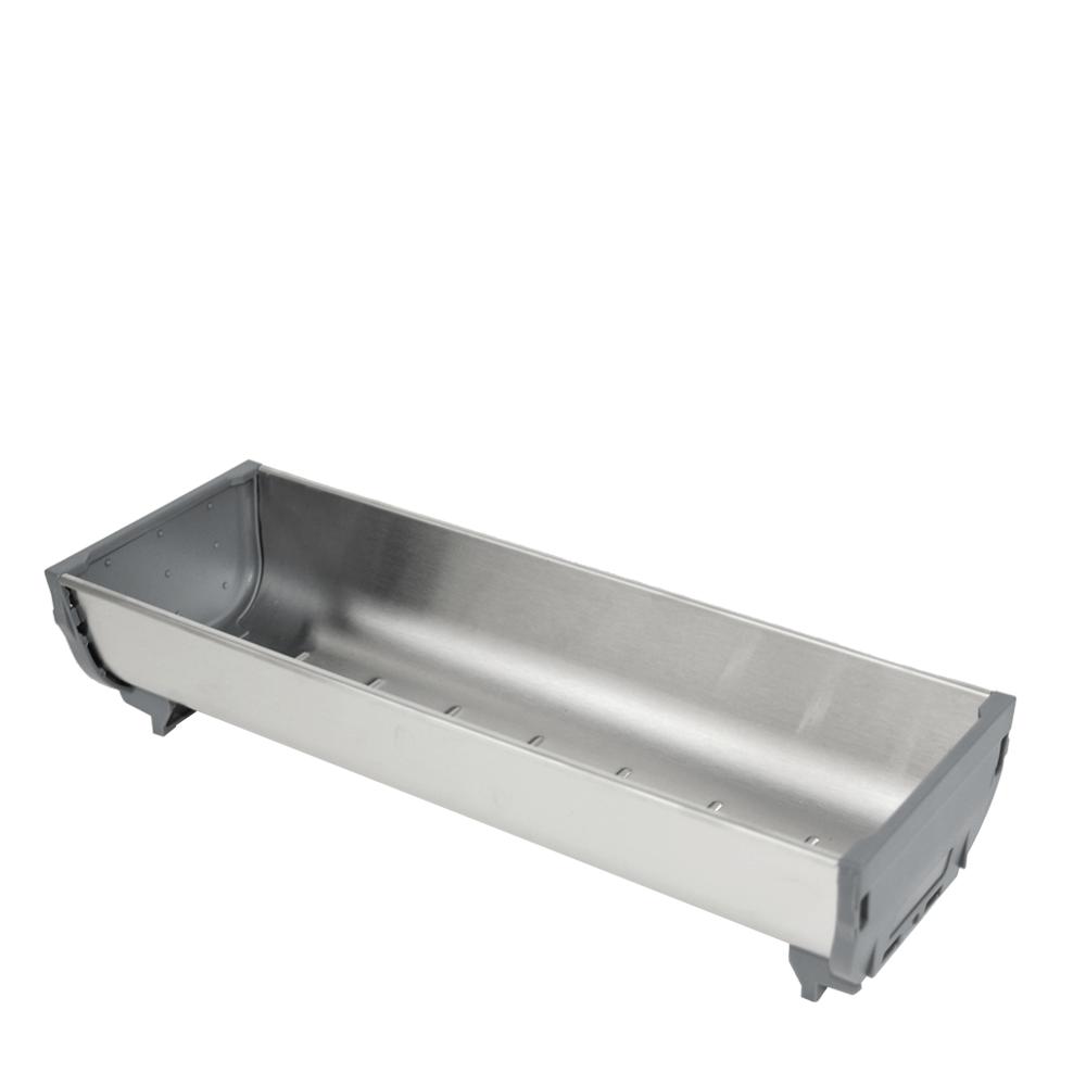 Organizador de Talheres Point Aço Inox - 88 x 264 mm
