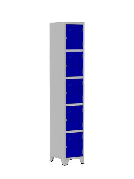 Armário Escolar com 5 Portas 1,96 - Amapá