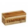Porta Tempero Santana