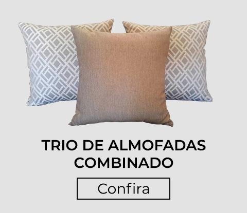 Trio de Almofadas