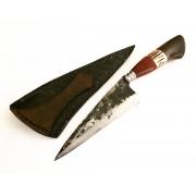 CÓPIA - Faca artesanal de tesoura antiga
