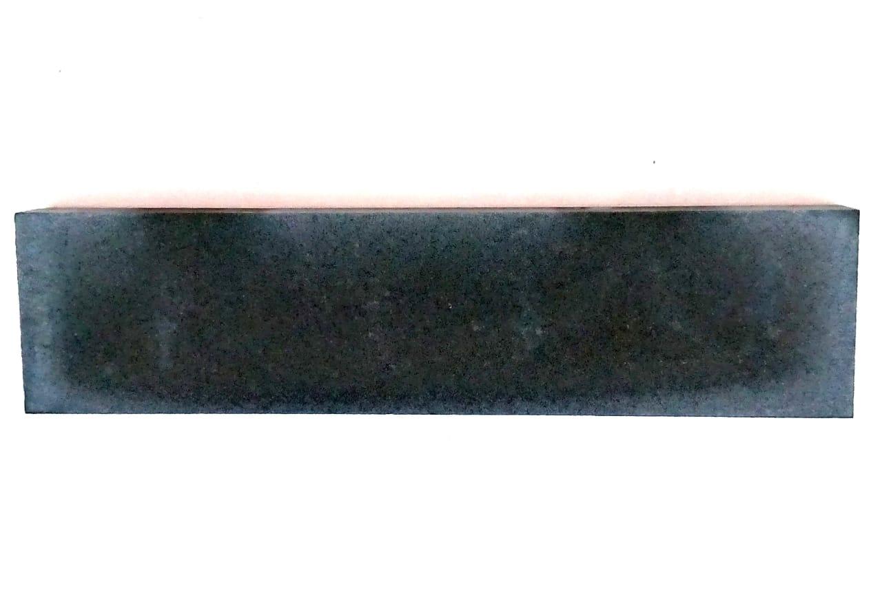 Pedra de afiar facas combinada dupla face abrasiva