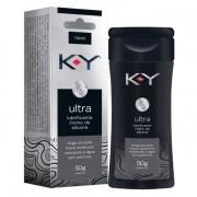 K-y Ultra Gel Lubrificante Íntimo Siliconado