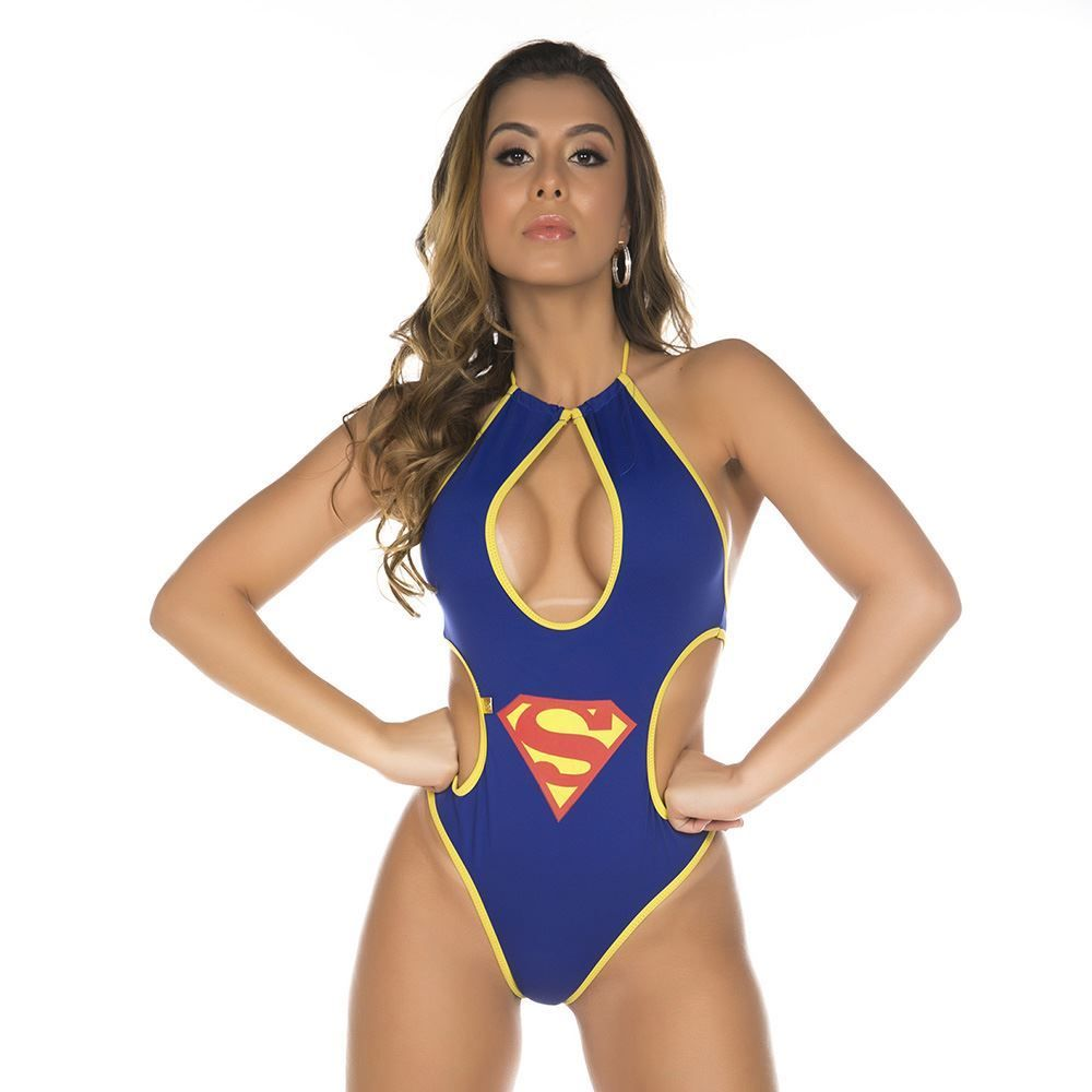 FANTASIA SUPER GIRL BODY