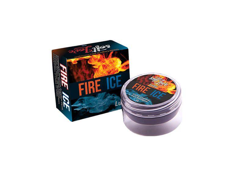 FIRE ICE EXCITANTE COM EFEITO QUE ESQUENTA E ESFRIA
