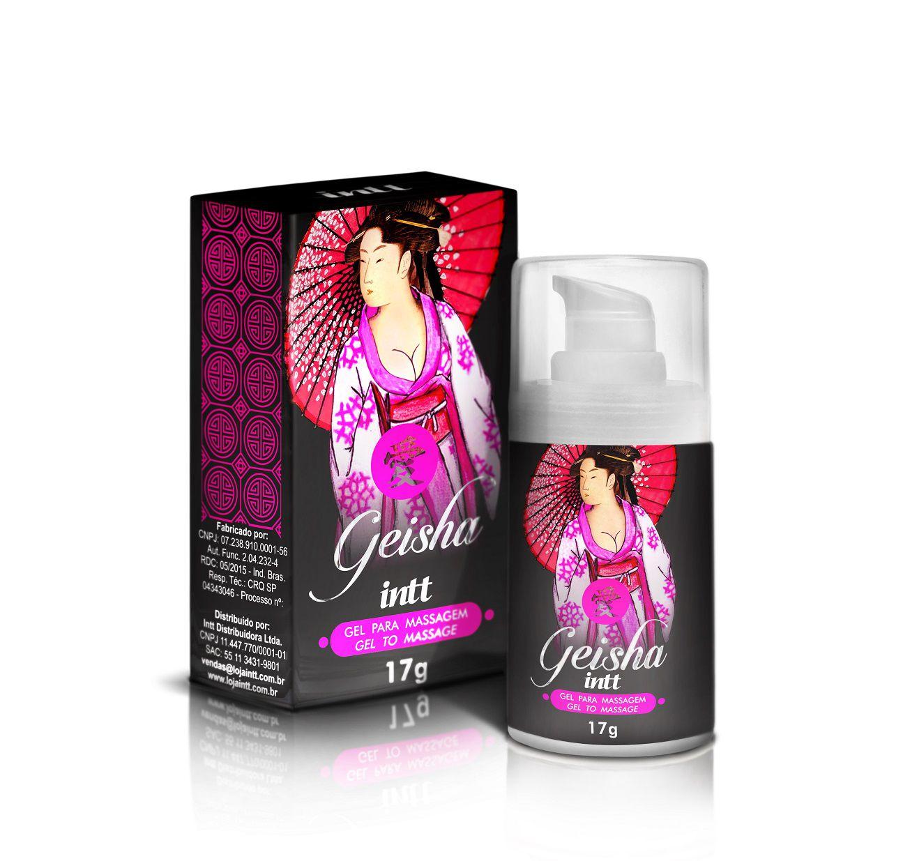 GEISHA EXCITANTE FEMININO ORIENTAL