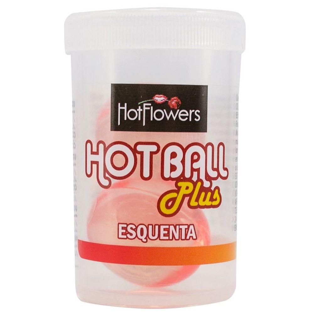HOT BALL PLUS BOLINHA ESQUENTA