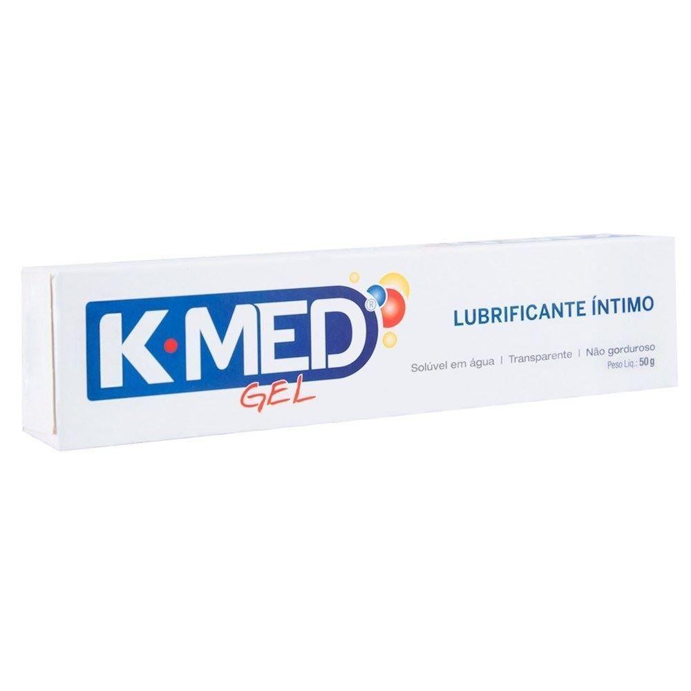 K-MED GEL LUBRIFICANTE ÍNTIMO 50GR