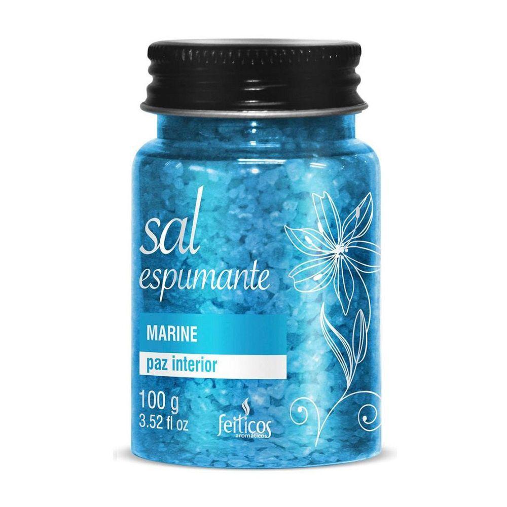 SAL ESPUMANTE PARA BANHEIRA MARINE