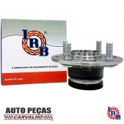 Cubo de Roda Traseira com Rolamento e ABS (IRB) - Honda Fit 1.4 8v / 1.5 16v - 2002 2003 2004 2005 2006 2007 2008