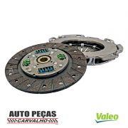 Embreagem Dualogic Fiat Linea / Bravo / Doblo / Ideia / Palio / Palio Weekend / Punto / Grand Siena / Siena / Strada 1.6 1.8 16V (apenas motor E-torq)