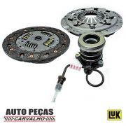 Kit Embreagem (LUK) Astra 1.8 / 2.0 8V - 1999 2000 2001 2002 2003 2004 2005 2006 2007 2008 2009 2010 2011 2012