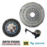 Kit Embreagem Sachs com Atuador Nissan Tiida / Livina / Sentra