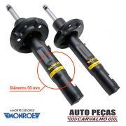 Par de Amortecedores Dianteiros (MONROE) - Audi A3 Sportback 1.4 -  2007 2008 2009 2010 2011 2012