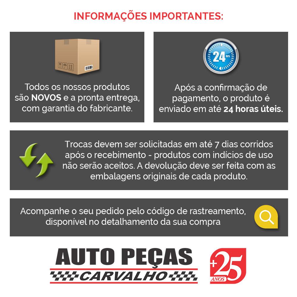 Amortecedor Dianteiro Honda Fit 2015 Até 2020