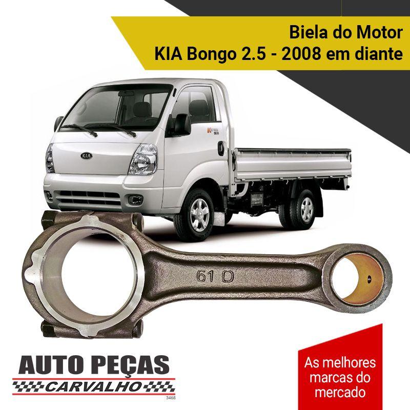 Biela do Motor - Hyundai HR / Kia Bongo 2.5  - 2005 2006 2007 2008 2009 2010 2011 2012 2013 2014 2015 2016 2017 2018 2019