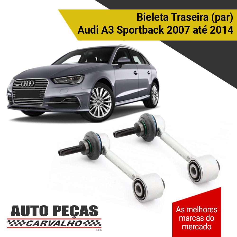 Par de Bieleta Traseira Jetta / Audi Q3 / Passat  / Audi A3 Sportback / Tiguan