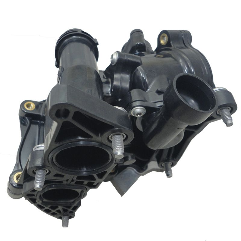 Bomba Água com Carcaça (STARKE) - Audi Q5 2.0 TFSI - 2016 2017 2018 2019 2020 (SOMENTE COM MOTOR DAXB / DAYB)