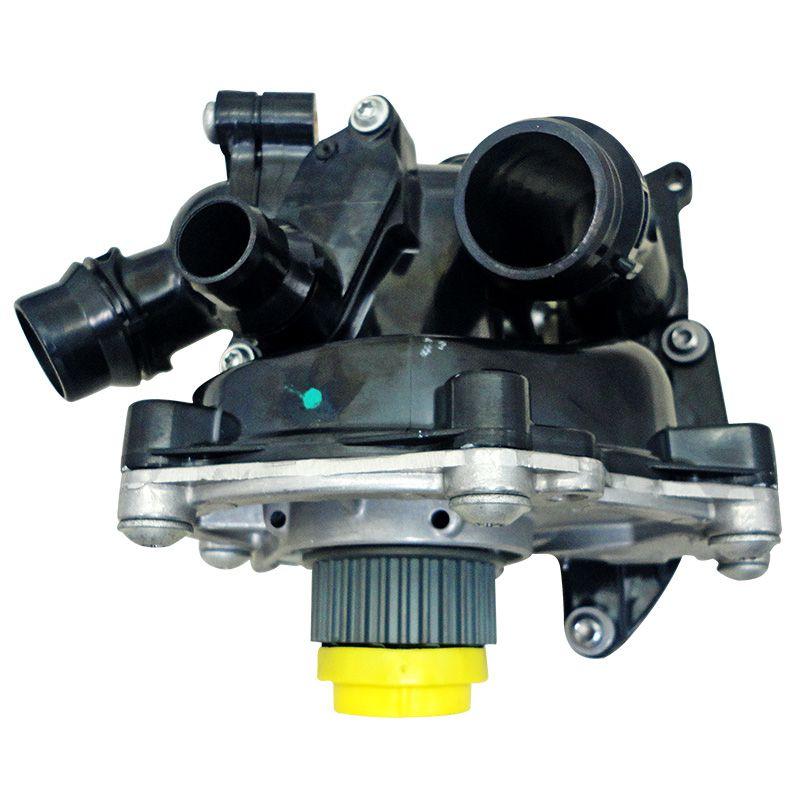 Bomba Água com Carcaça (STARKE) - Audi Q7 2.0 TFSI - 2015 2016 2017 2018 2019 2020 (SOMENTE COM MOTOR CYRB / CYMC)