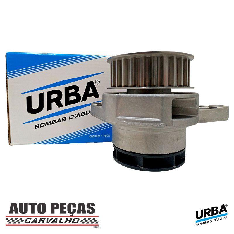 Bomba de Água (URBA) - Crossfox 1.0 8v / 1.4 8v / 1.6 MI Flex - 2005 2006 2007 2008 2009 2010 2011 2012 2013 2014 2015 2016 2017 2018 2019