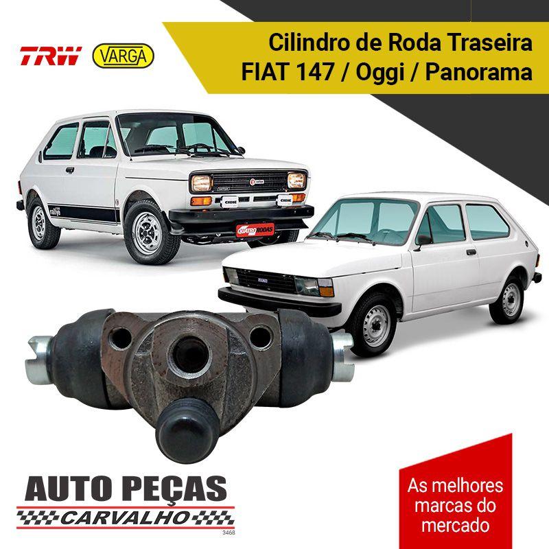 Cilindro De Roda Traseiro  Fiat 147 1.3 / Oggi 1.3 / Panorama 1.3