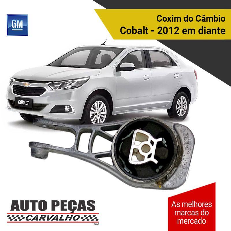 Coxim do Câmbio (GM) - Cobalt / Novo Prisma / Onix 1.0 / 1.4 / 1.8 - 2012 2013 2014 2015 2016 2017 2018 2019