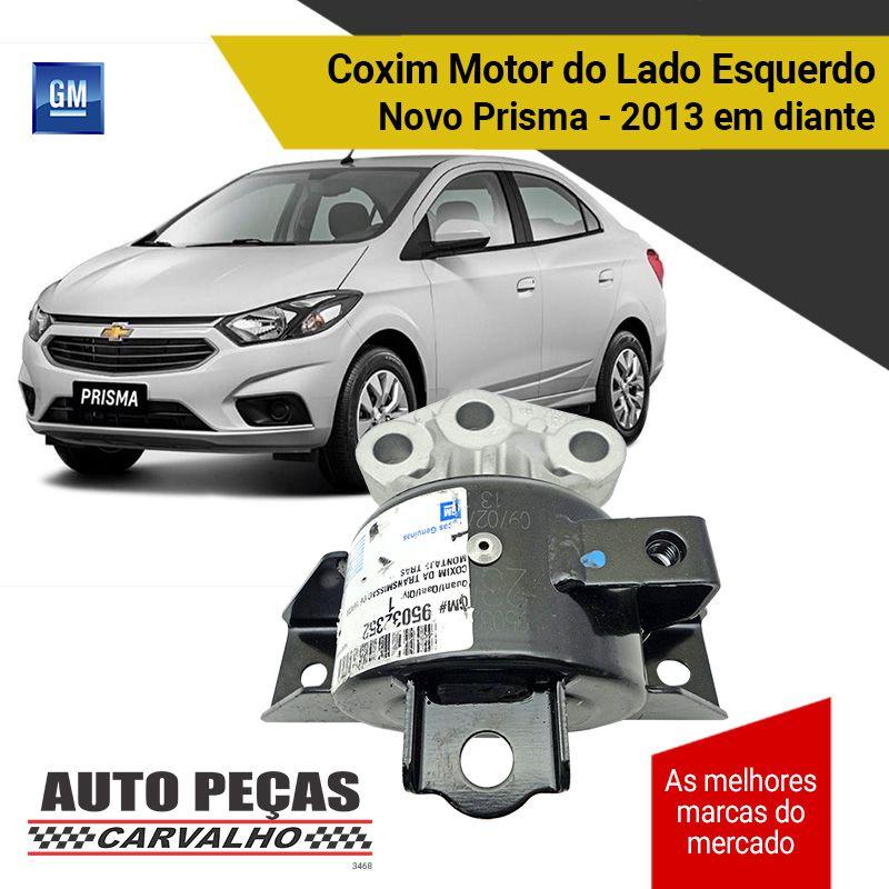 Coxim do Motor Lado Esquerdo Prisma 1.0 / 1.4 / 1.8 2013 2014 2015 2016 2017 2018 2019