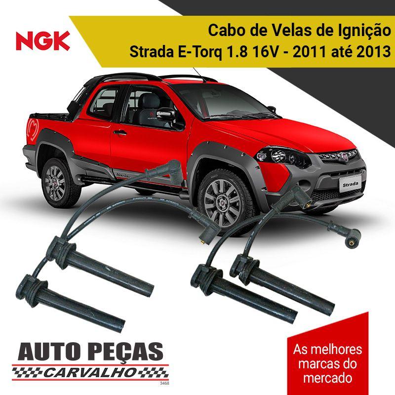 Cabo de Vela Strada E-Torq 1.8 16v - 2011 2012 2013