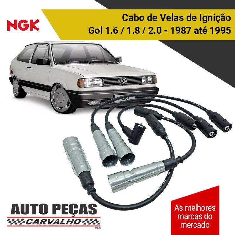 Cabo de Vela Gol 1.6 1.8 2.0 - 1987 1988 1989 1990 1991 1992 1993 1994 1995