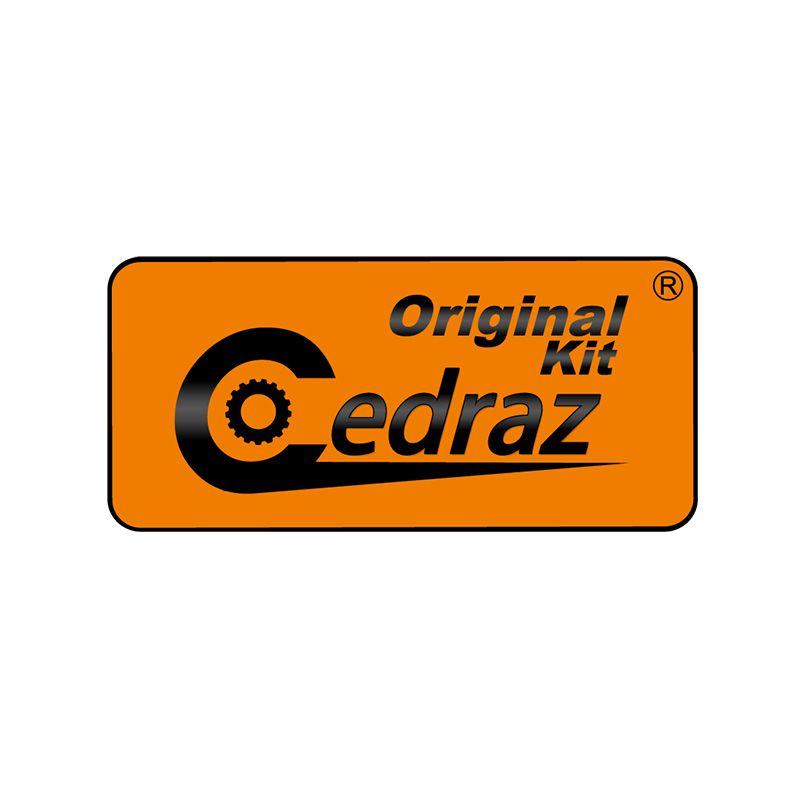 Kit Correia de Distribuição Comando (CEDRAZ) - Ford Ecosport 2.0 - 2003 em diante