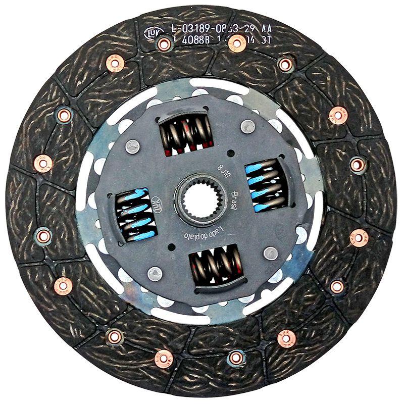 Kit de Embreagem Santana / Quantum 1.8 / 2.0 8v - 1984 até 2011