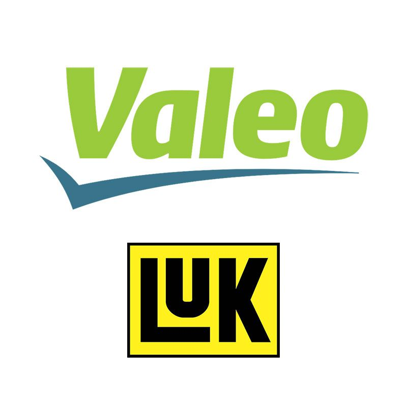 Kit de Embreagem (VALEO) + Atuador (LUK) Dualogic - Palio Weekend 1.6 16V / 1.8 16V - 2010 2011 2012 2013 2014 2015 2016 2017 2018 2019